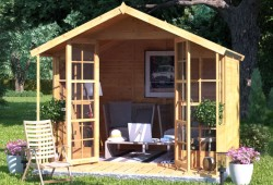 cheap summer house