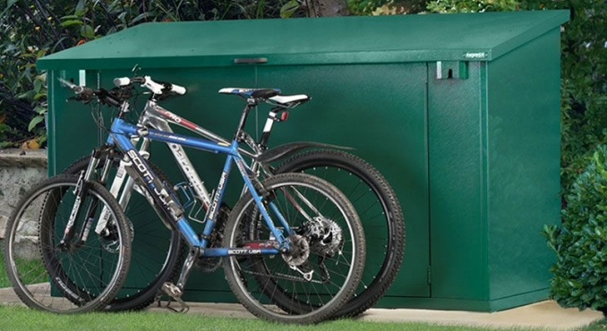 bike shed for 29 inch tyres