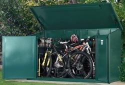 asgard access plus bike shed