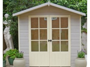 Shire Lumley Traditional Summer House 7x5