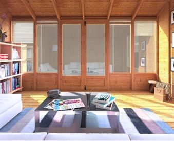billyoh petra summerhouse inside view