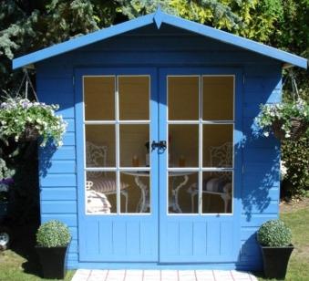 blue lumley summer house