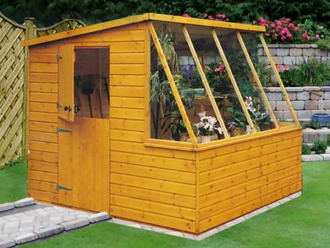 potting shed loxley 6x8
