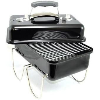 Weber Go Anywhere BBQ open