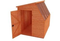 tiger potting shed
