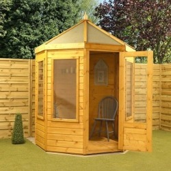 Adley 6 x 6 Darlington Octagonal summer house