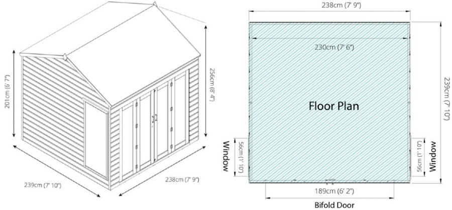 adley truro floor plan