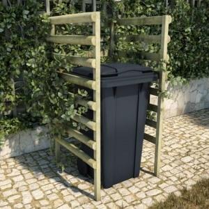 wooden bin screen