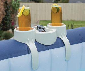 hot tub drinks holder